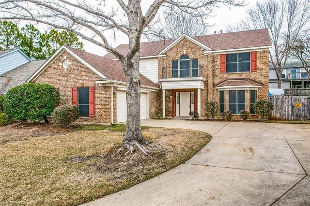 4311 Country Lane, Grapevine, TX 76051 (MLS #14274340) :: Baldree Home Team
