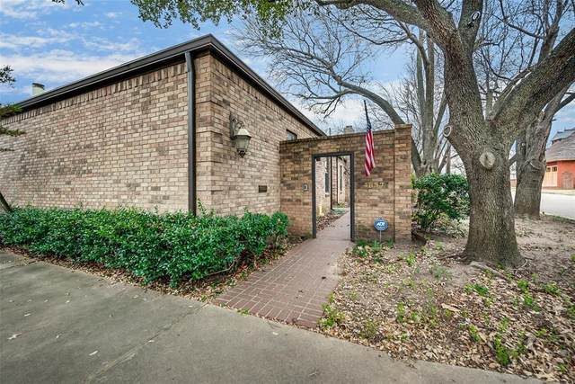 4837 Dexter Avenue, Fort Worth, TX 76107 (MLS #14274376) :: Tenesha Lusk Realty Group