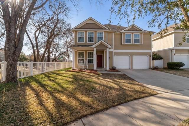 10024 Lexington Drive, Providence Village, TX 76227 (MLS #14274390) :: Real Estate By Design