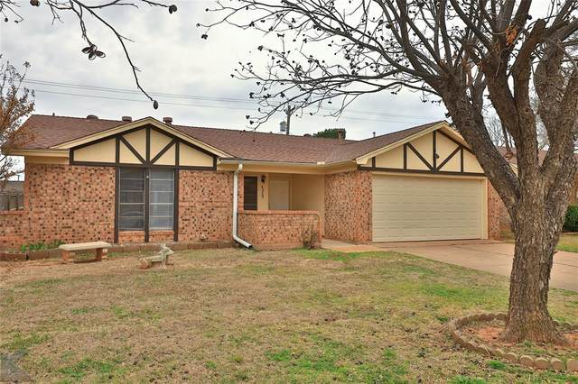 4325 Bob O Link Drive, Abilene, TX 79606 (MLS #14274393) :: The Chad Smith Team