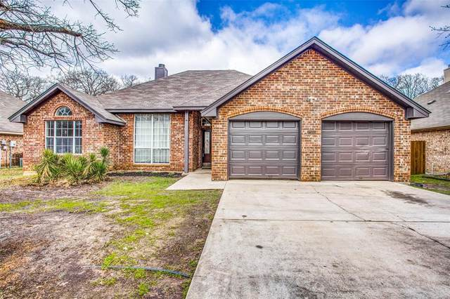 2305 Whispering Oaks, Denton, TX 76209 (MLS #14274453) :: Team Tiller