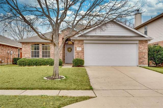 5312 Shepherd Place, Flower Mound, TX 75028 (MLS #14274526) :: The Kimberly Davis Group