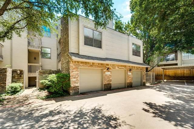 7340 Skillman Street #1227, Dallas, TX 75231 (MLS #14274553) :: North Texas Team | RE/MAX Lifestyle Property