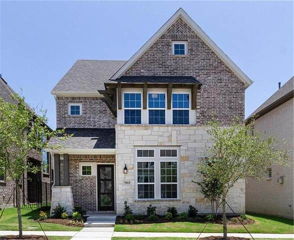 1052 Miller Road, Allen, TX 75013 (MLS #14274590) :: The Good Home Team