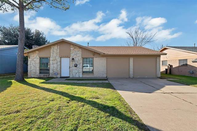 3306 Morris Avenue, Irving, TX 75061 (MLS #14274619) :: The Kimberly Davis Group