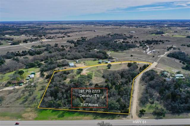 281 Pr 2223, Decatur, TX 76234 (MLS #14274630) :: The Kimberly Davis Group