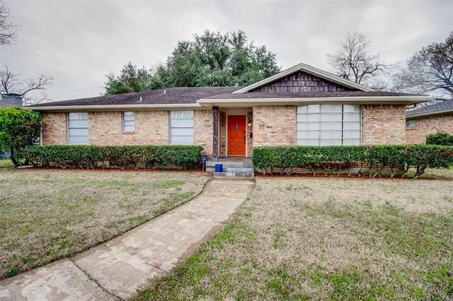 5816 Hillcroft Street, Dallas, TX 75227 (MLS #14274655) :: All Cities Realty