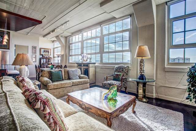 2600 W 7th Street #1421, Fort Worth, TX 76107 (MLS #14274672) :: The Mitchell Group