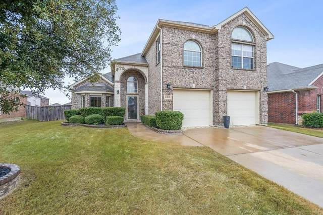 8309 Indian Bluff Trail, Fort Worth, TX 76131 (MLS #14274705) :: Caine Premier Properties