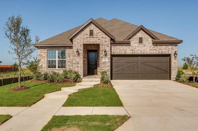 3201 Cavalry Way, Celina, TX 75009 (MLS #14274739) :: The Good Home Team