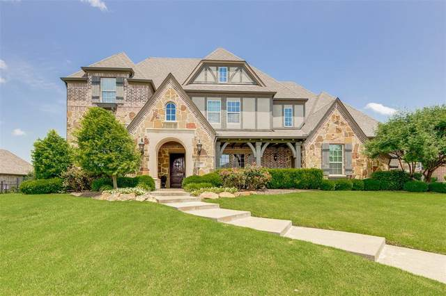 2901 Wilderness Court, Mckinney, TX 75069 (MLS #14274752) :: All Cities Realty
