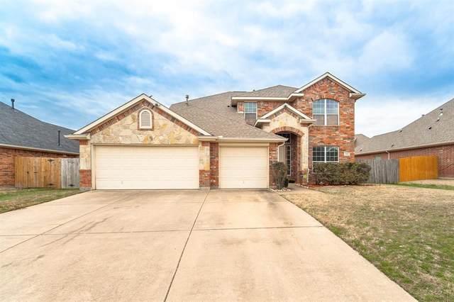 812 Sugar Hill Avenue, Cleburne, TX 76033 (MLS #14274762) :: The Chad Smith Team
