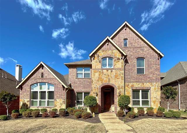 2009 Magic Mantle Drive, Lewisville, TX 75056 (MLS #14274825) :: The Kimberly Davis Group