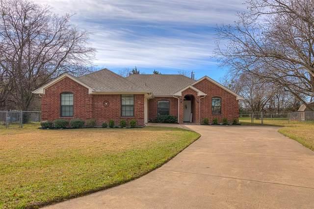 163 Highland Drive, Ennis, TX 75119 (MLS #14274864) :: Team Tiller