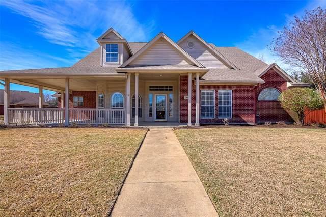 2601 Inverrary Drive, Ennis, TX 75119 (MLS #14274937) :: The Paula Jones Team | RE/MAX of Abilene
