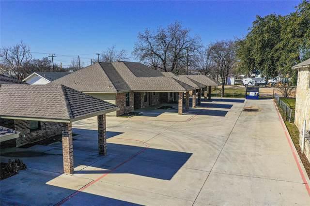 663 W Tarleton Street, Stephenville, TX 76401 (MLS #14274947) :: RE/MAX Pinnacle Group REALTORS