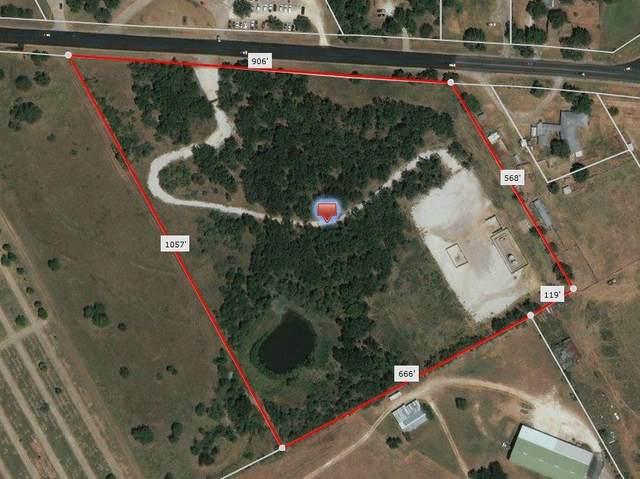 1315 Grandview Highway, Cleburne, TX 76031 (MLS #14274949) :: Baldree Home Team