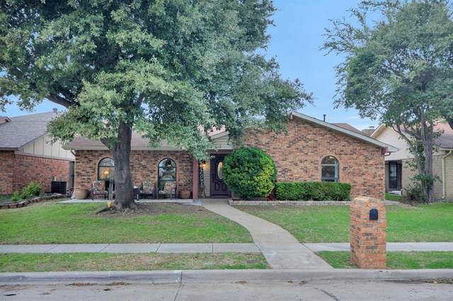 2003 Stefani Court, Carrollton, TX 75007 (MLS #14274965) :: Real Estate By Design