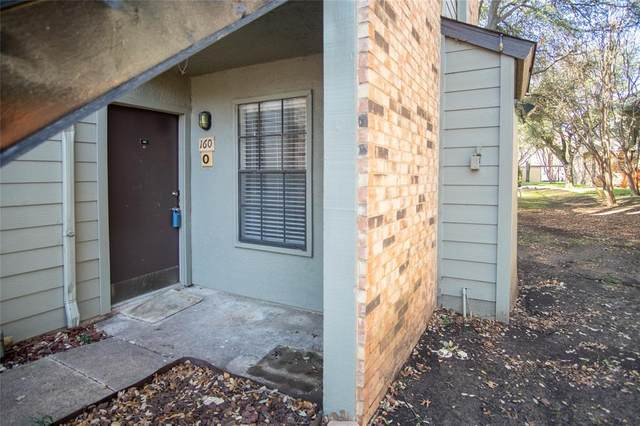 5335 Bent Tree Forest Drive #160, Dallas, TX 75248 (MLS #14274986) :: RE/MAX Pinnacle Group REALTORS
