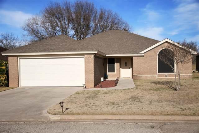 107 Hogan Drive, Comanche, TX 76442 (MLS #14275001) :: Team Tiller