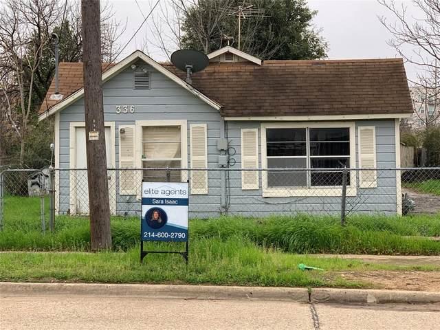 336 Guam Street, Dallas, TX 75212 (MLS #14275039) :: Team Tiller