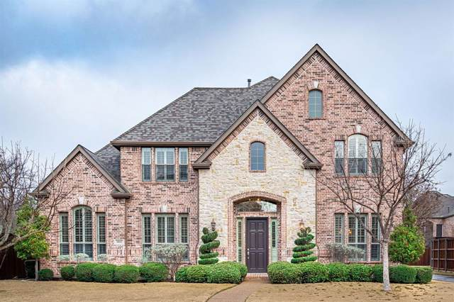 1012 Denali Drive, Allen, TX 75013 (MLS #14275054) :: The Kimberly Davis Group