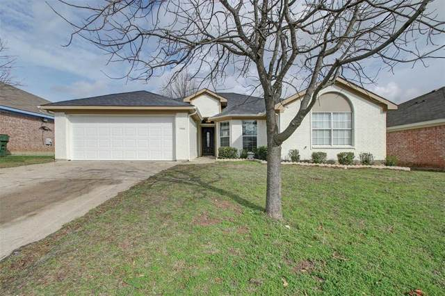 1708 Country Crest Lane, Mansfield, TX 76063 (MLS #14275078) :: The Good Home Team