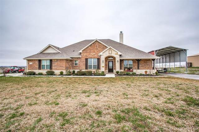 222 County Road 4430A, Rhome, TX 76078 (MLS #14275079) :: The Kimberly Davis Group