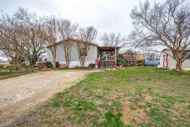 8129 Shaw Road, Sanger, TX 76266 (MLS #14275088) :: Frankie Arthur Real Estate