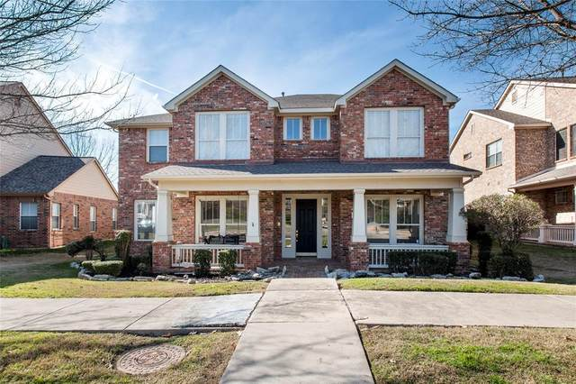 1706 Bluffview Lane, Carrollton, TX 75007 (MLS #14275183) :: Robbins Real Estate Group