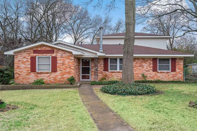 206 Watson Drive, Allen, TX 75002 (MLS #14275193) :: The Kimberly Davis Group