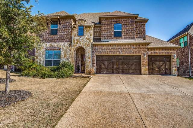 12318 Fairway Meadows Drive, Fort Worth, TX 76179 (MLS #14275201) :: Potts Realty Group