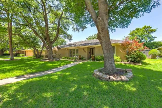 4408 Westlake Drive, Fort Worth, TX 76109 (MLS #14275203) :: Real Estate By Design