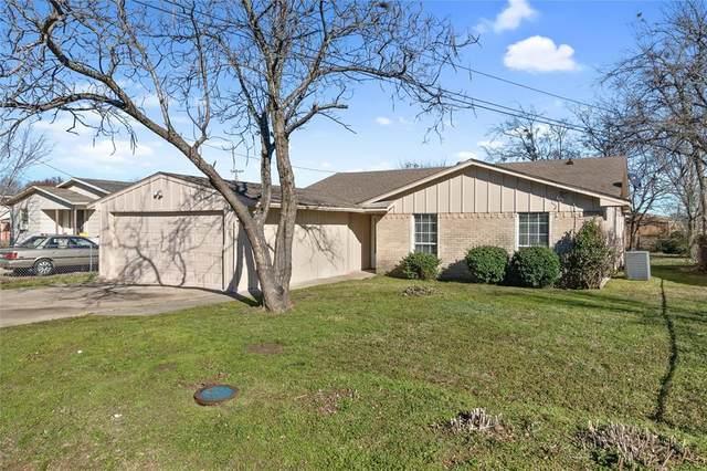 1003 S Catherine Street, Terrell, TX 75160 (MLS #14275214) :: Tenesha Lusk Realty Group