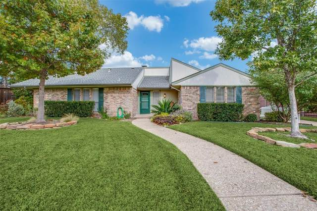 6003 Gentle Knoll Lane, Dallas, TX 75248 (MLS #14275220) :: Trinity Premier Properties