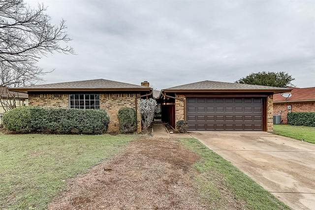7255 Church Park Drive, Fort Worth, TX 76133 (MLS #14275252) :: Trinity Premier Properties