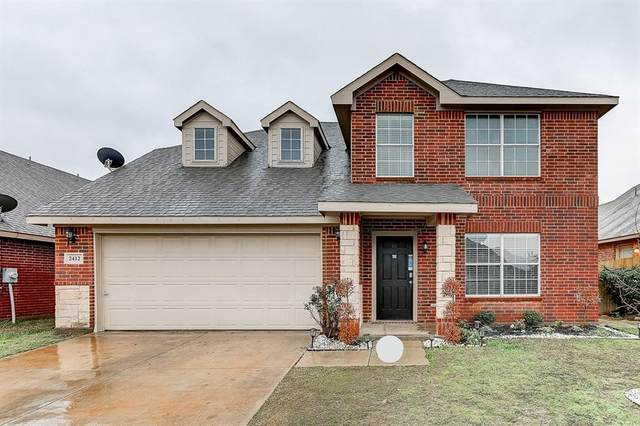 2412 Loreto Drive, Fort Worth, TX 76177 (MLS #14275259) :: Potts Realty Group
