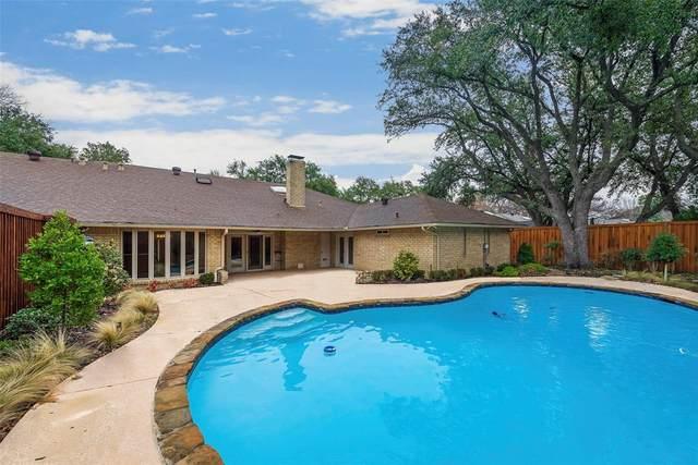 7130 Mossvine Drive, Dallas, TX 75254 (MLS #14275269) :: Trinity Premier Properties
