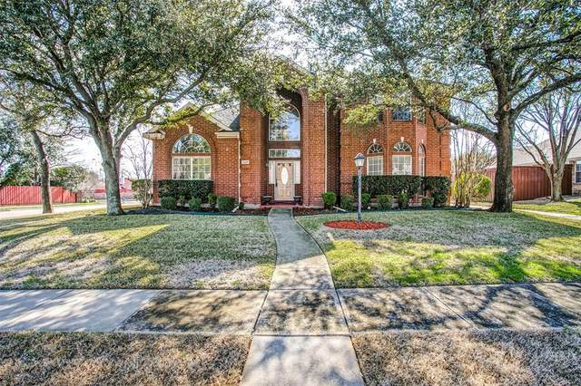 1420 Calhoun Lane, Plano, TX 75025 (MLS #14275279) :: The Rhodes Team