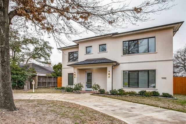 3630 Royal Lane, Dallas, TX 75229 (MLS #14275288) :: North Texas Team | RE/MAX Lifestyle Property