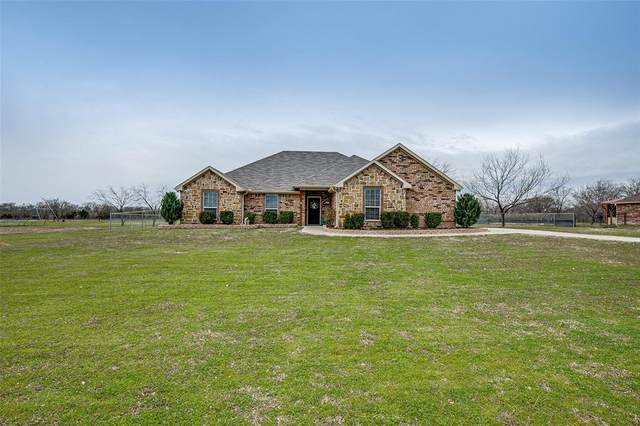 3676 County Road 2208, Greenville, TX 75402 (MLS #14275292) :: All Cities Realty