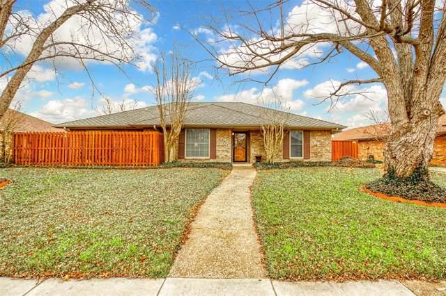 3917 Palo Duro Drive, Plano, TX 75074 (MLS #14275324) :: Vibrant Real Estate