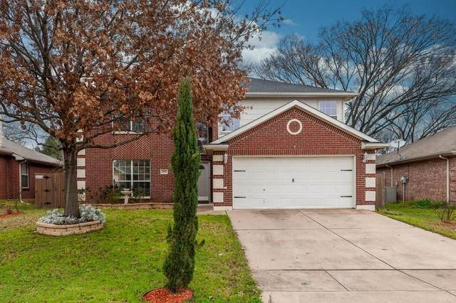 2002 Cancun Drive, Mansfield, TX 76063 (MLS #14275325) :: The Good Home Team