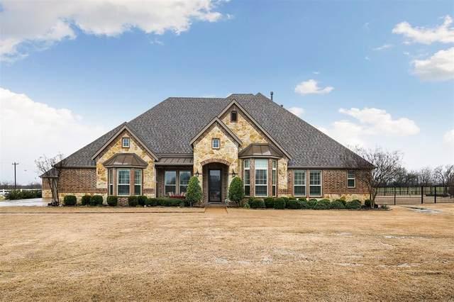 134 Chisholm Ridge Drive, Rockwall, TX 75032 (MLS #14275368) :: The Kimberly Davis Group