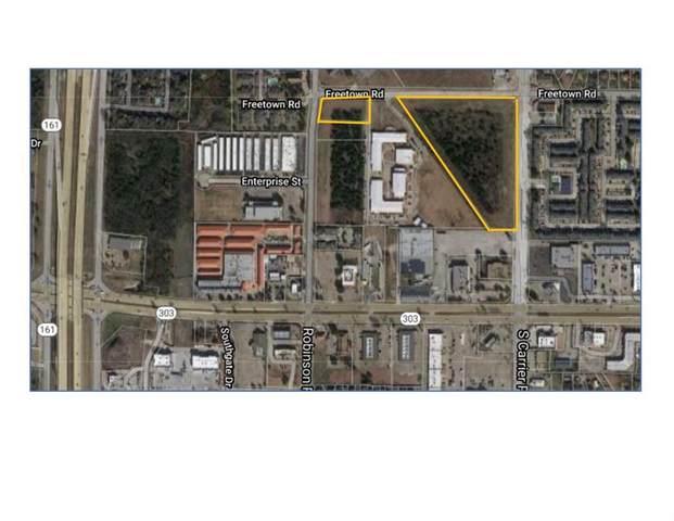 2408 S Carrier Parkway, Grand Prairie, TX 75051 (MLS #14275465) :: Real Estate By Design
