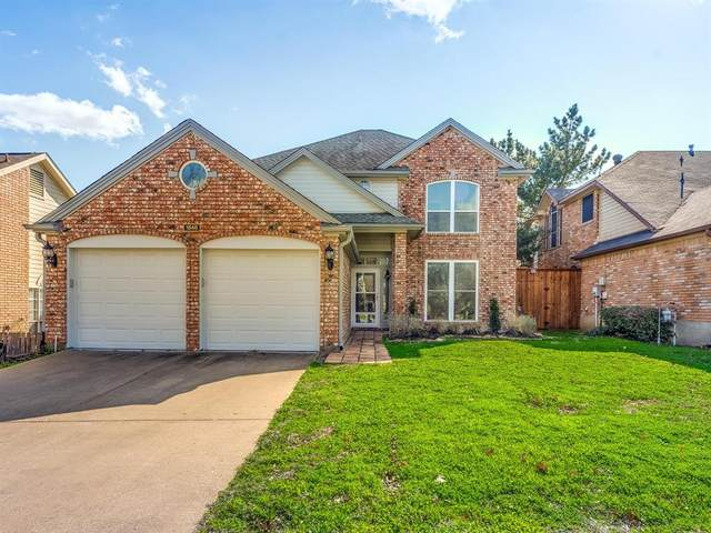 1546 Dublin Circle, Grapevine, TX 76051 (MLS #14275476) :: Vibrant Real Estate
