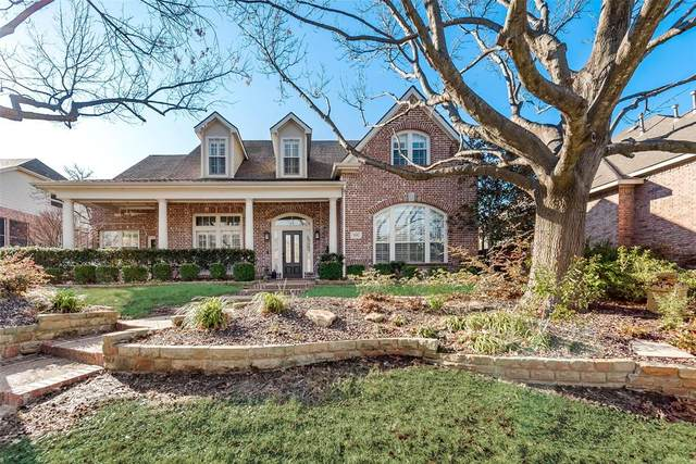 4831 Mira Vista Drive, Frisco, TX 75034 (MLS #14275483) :: RE/MAX Landmark