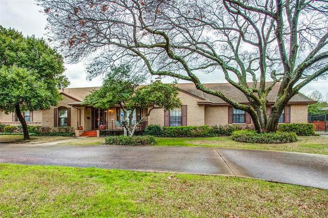 4326 Mendenhall Drive, Dallas, TX 75244 (MLS #14275489) :: Caine Premier Properties