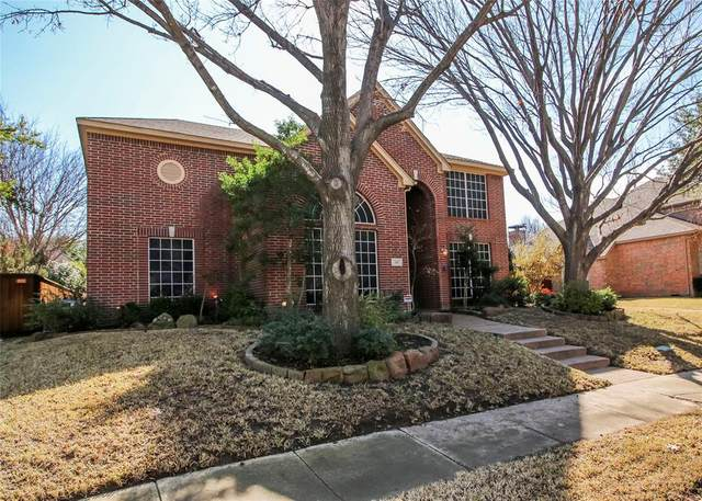 816 Rolling Meadows Court, Allen, TX 75013 (MLS #14275504) :: The Kimberly Davis Group