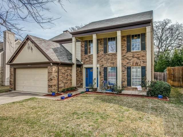 4615 Ainsworth Circle, Grapevine, TX 76051 (MLS #14275505) :: The Rhodes Team